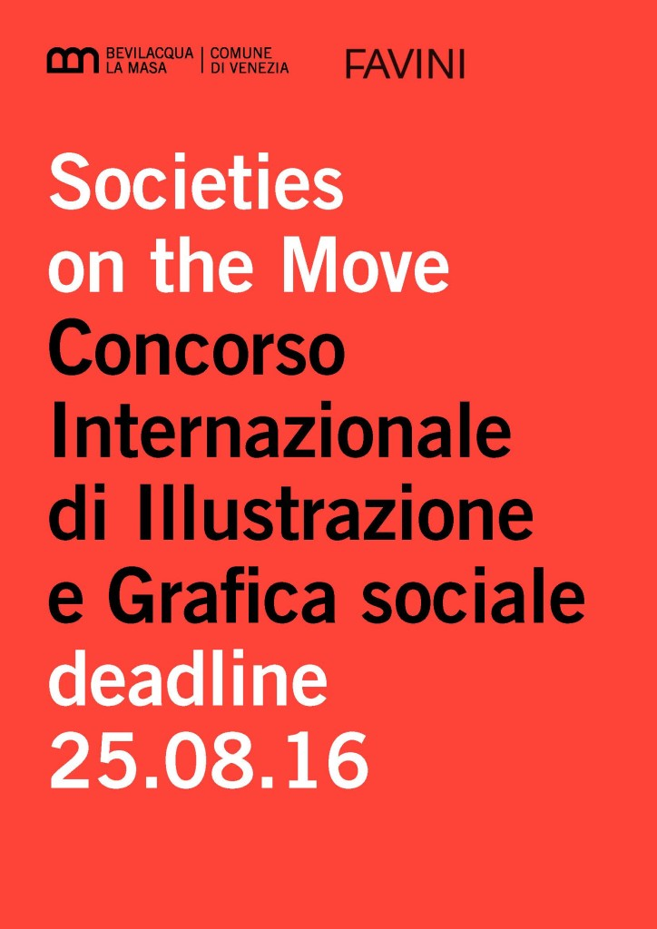 SOCIETIES ON THE MOVE - BANDO_Pagina_1